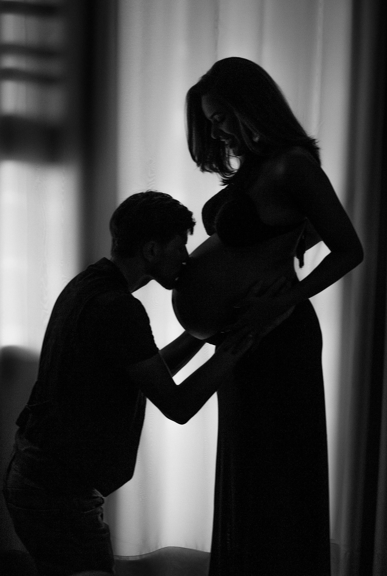 Terhes nő