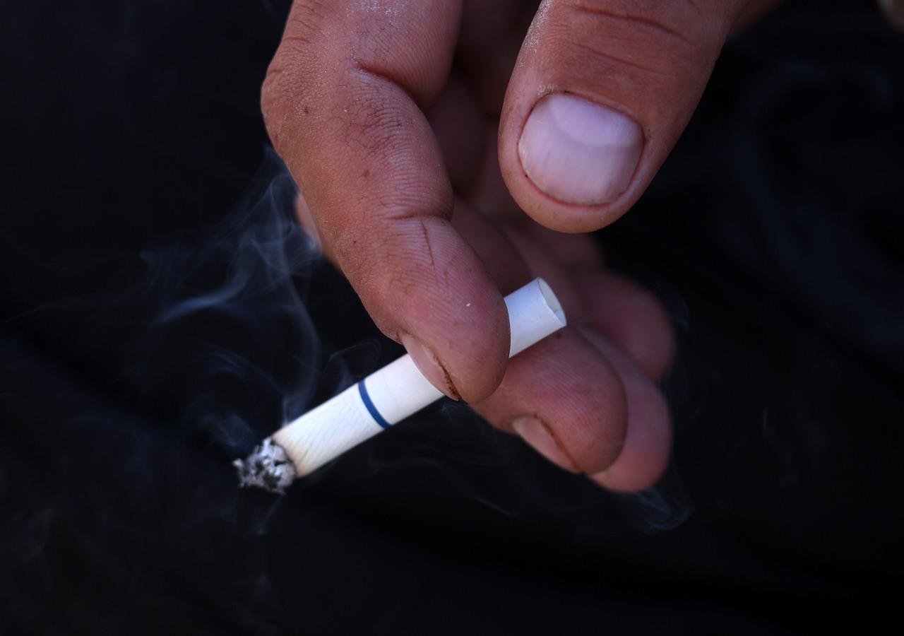 dohányzás elsősegély)
