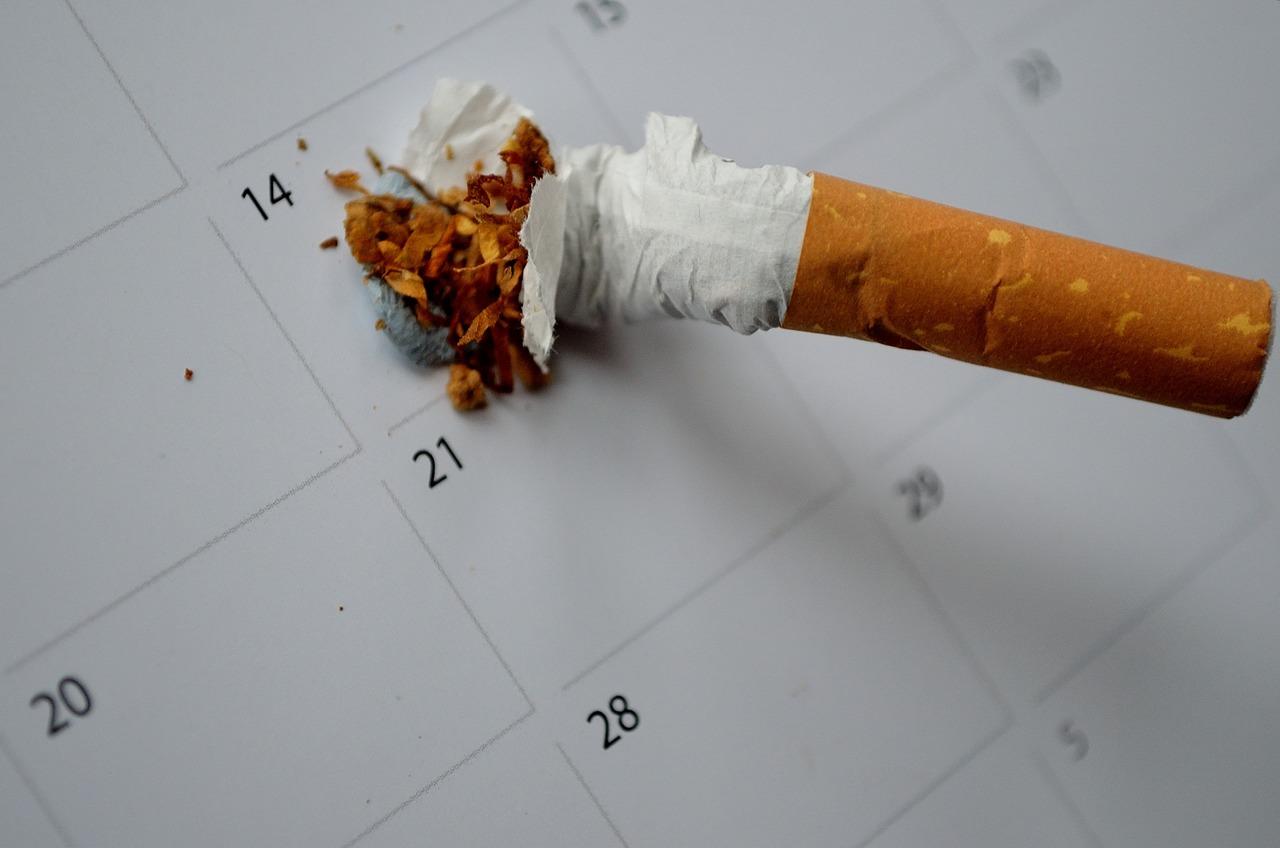elsősegély a dohányzásról való leszokáshoz